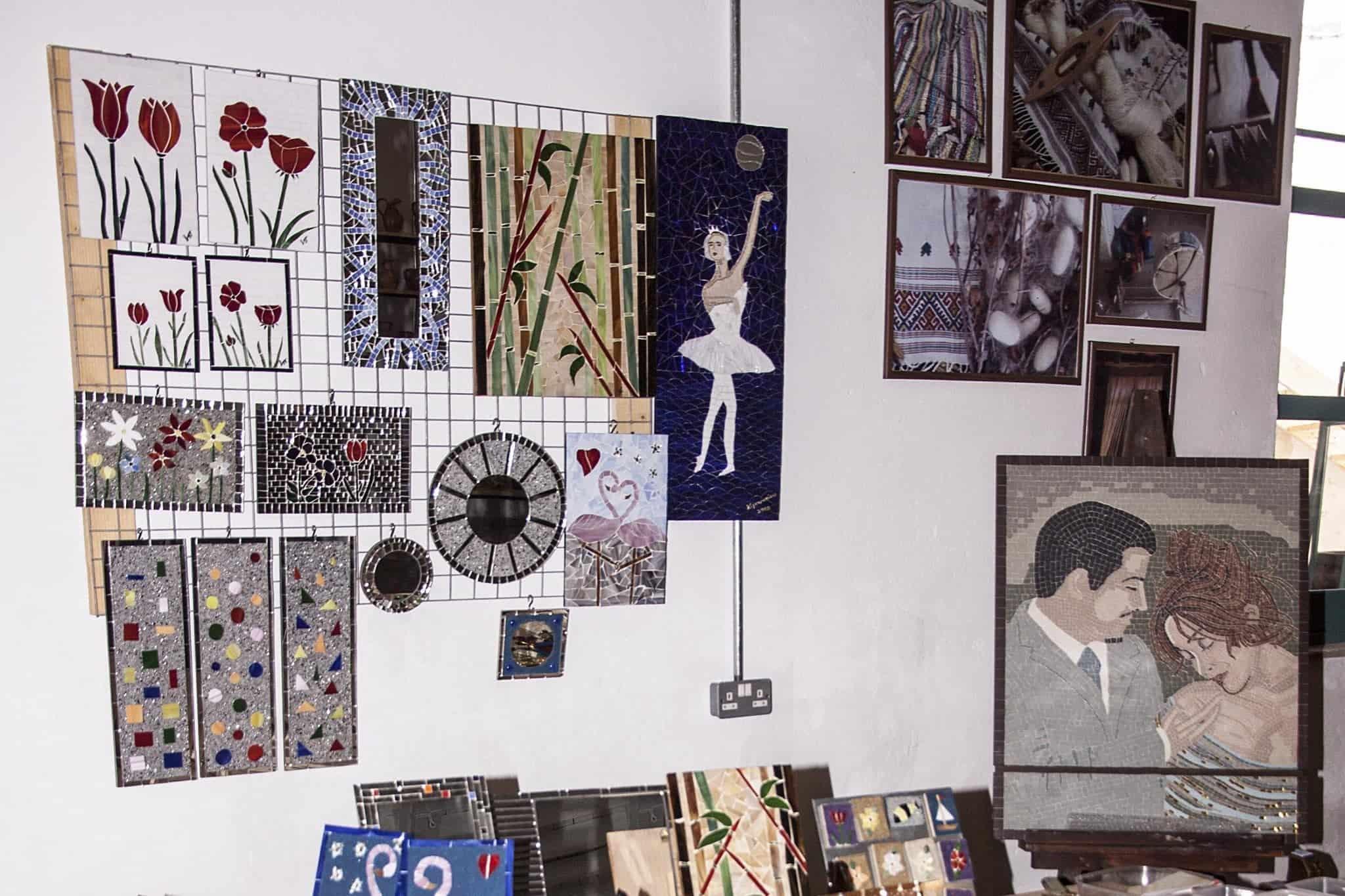 mosaics 7